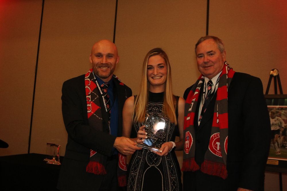 Alexis McDonald- Youth Female Referee of the Year