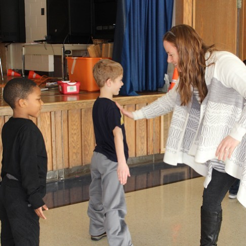 Strong Mountains, Peaceful Minds ✌🏽check out how one of our Yoga Ed. Certified teachers is bringing yoga to students in Kalamazoo Public Schools 💙 👆🏾link above
