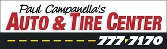 Paul Campanellas Auto & Tire Center