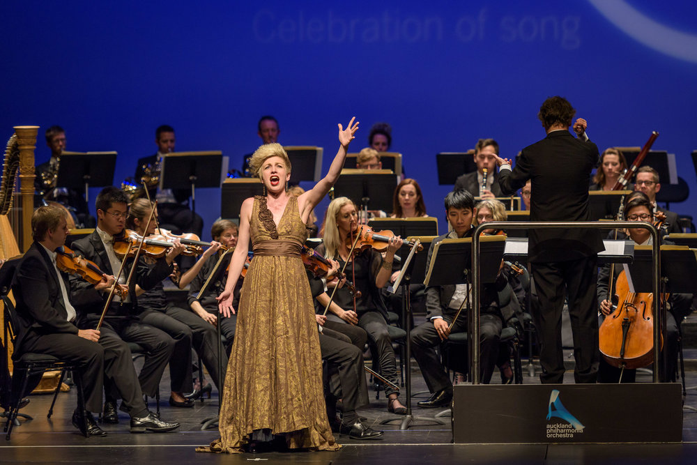 New Zealand Aria Competition Finals
