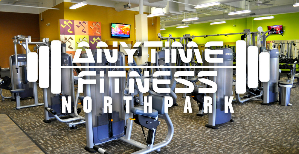Anytime Fitness Website