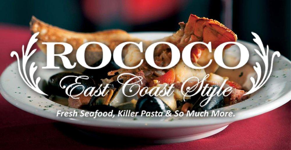 Rococo Restaurant     Website