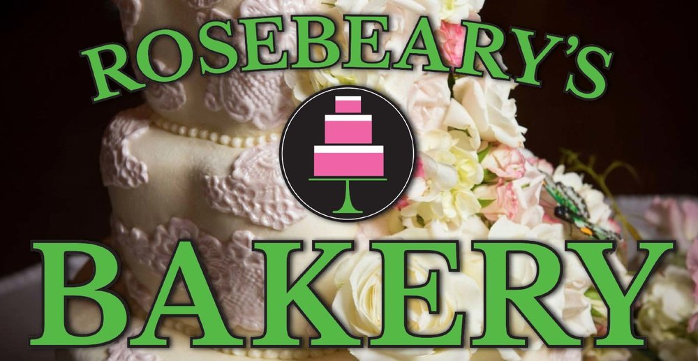 Rosebeary's Bakery - Coming Soon Facebook