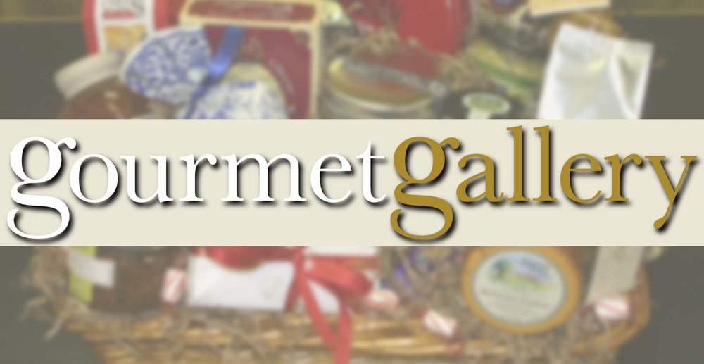 Gourmet Gallery Website