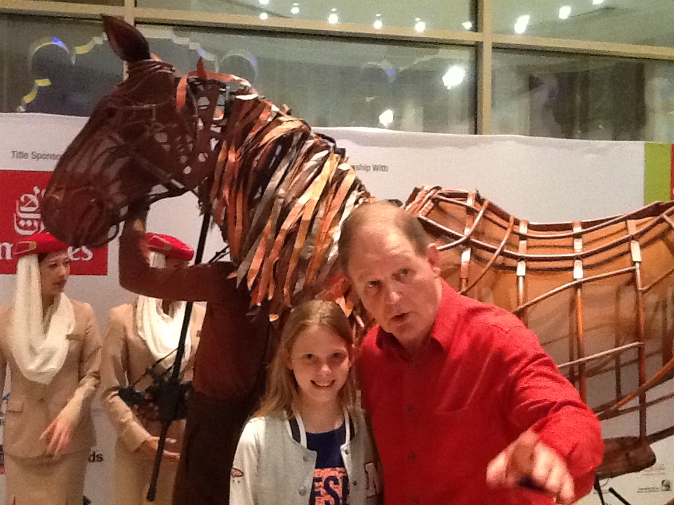 Michael Morpurgo - Is an author, poet, playwright and a magical story-teller. I was trilled that he took time out to talk about his inspiration, for the War Horse stage adaptation.More about Michael HERE