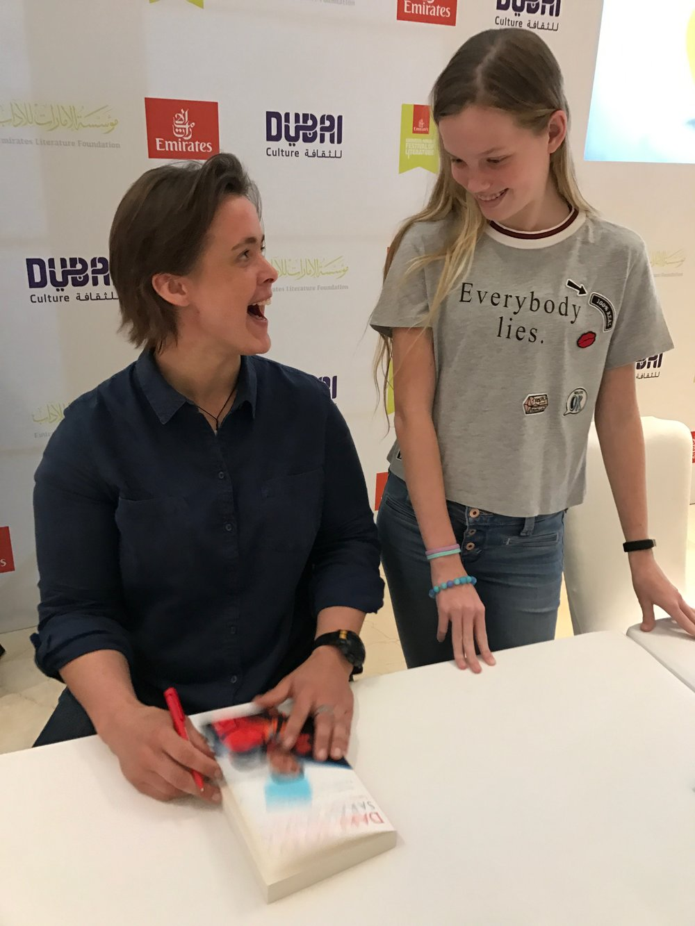 Sarah Outen - She is such an extraordinary adventurer, Sarah sailed single-handedly around the world, from London to London. Such an inspiration and a truly brilliant book, a must read.More about Sarah HERE