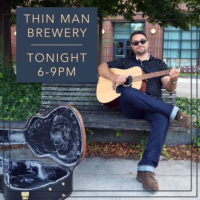 Thin Man is one of my favorite places to play. Come out if you're in the buffalo area!
