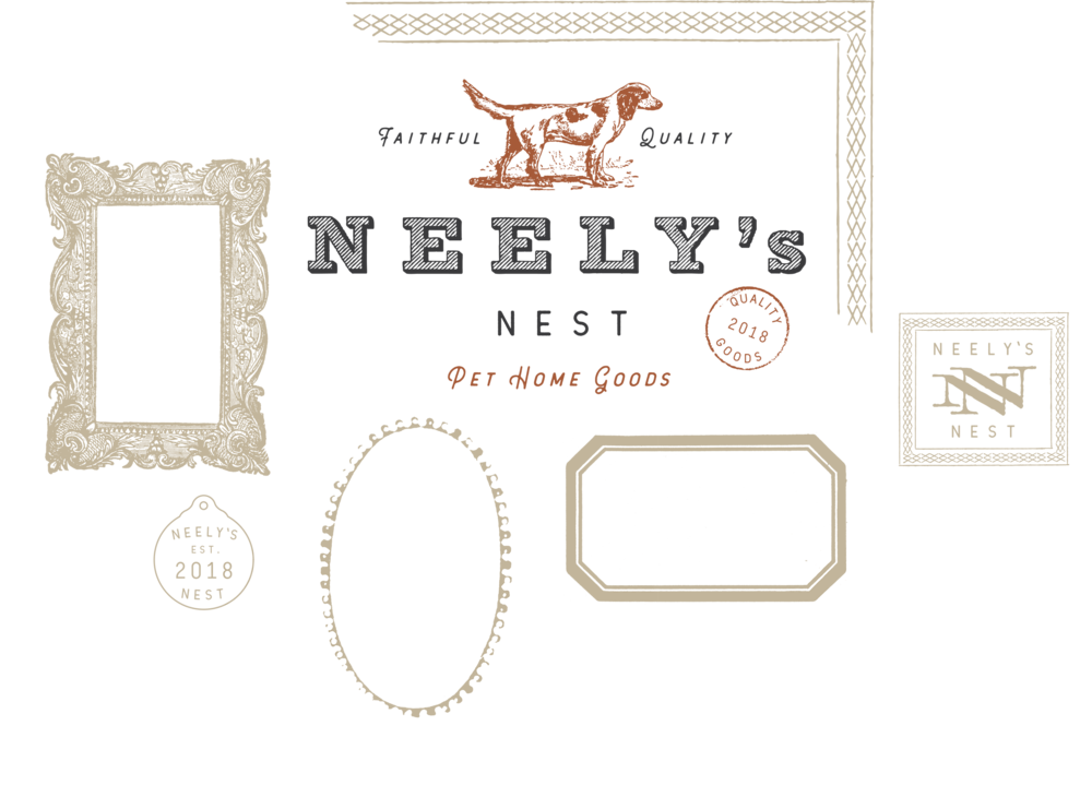 Neely's Nest – Pet Home Goods