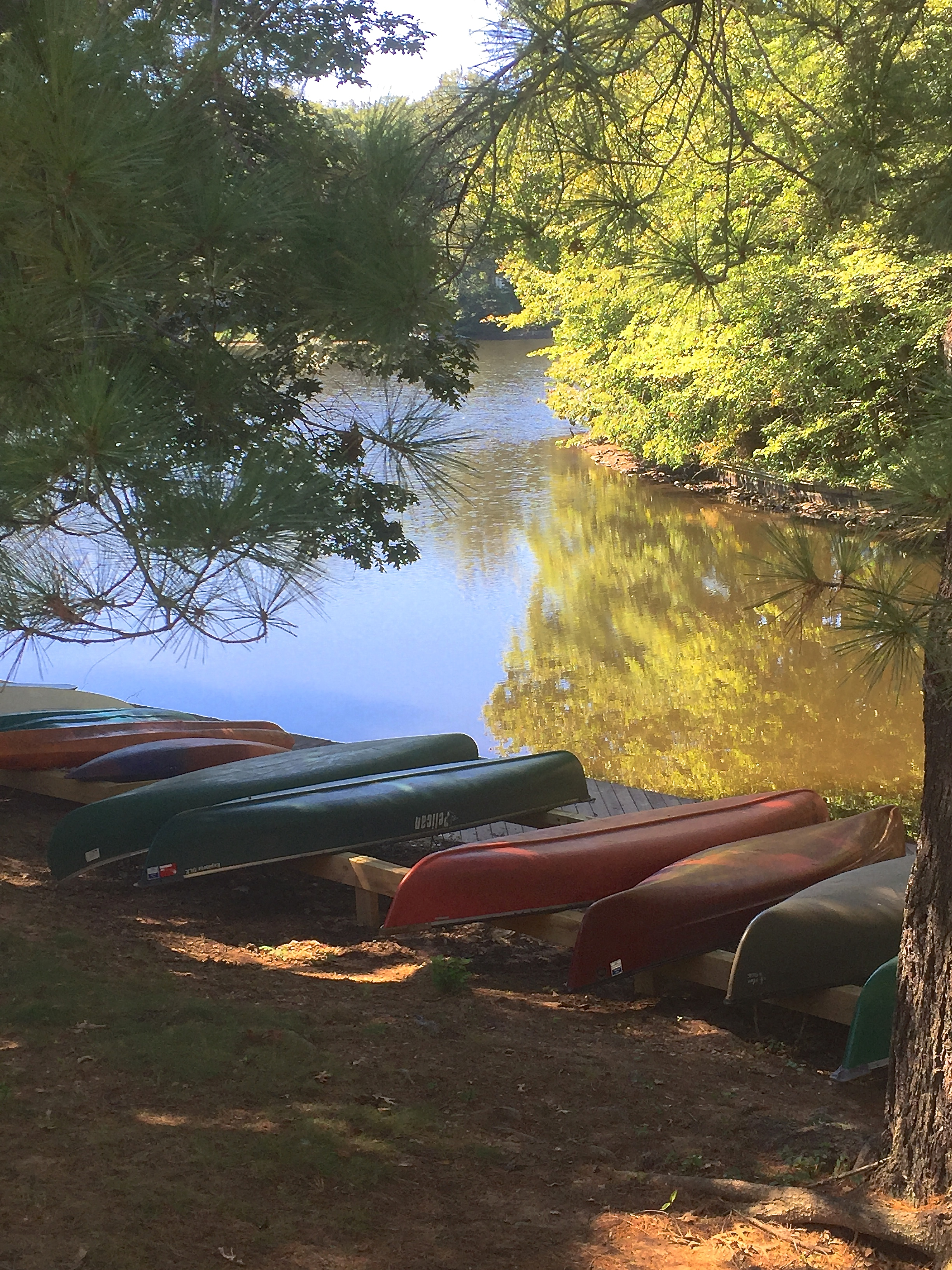 Lake Anne Canoes
