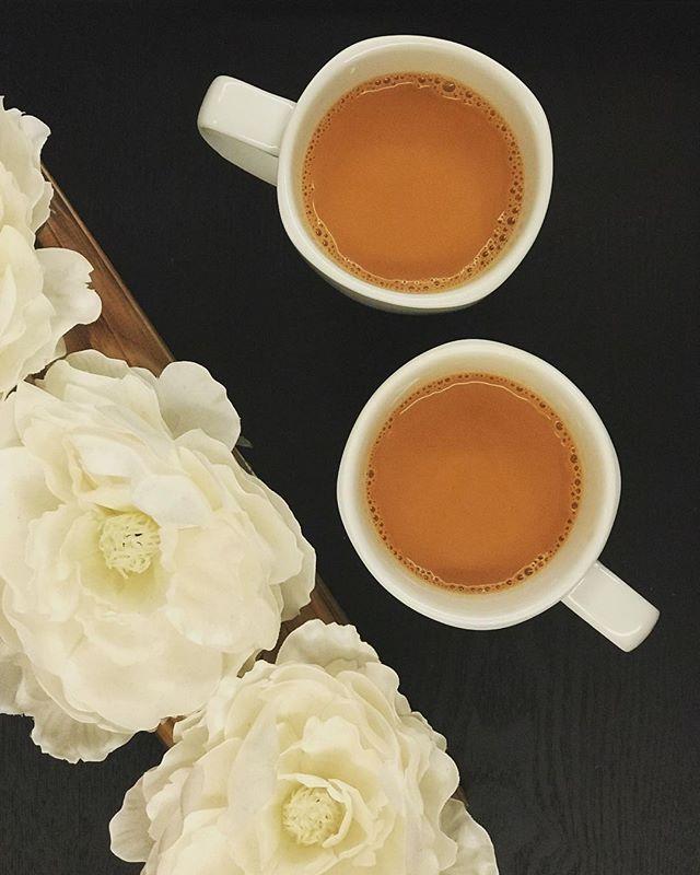 #bellletstalk over a cup of chai . . . . . . #chai #thechaihouse #bellletstalk #mentalhealthawareness #chaitalks #chaiislife #chaiTO