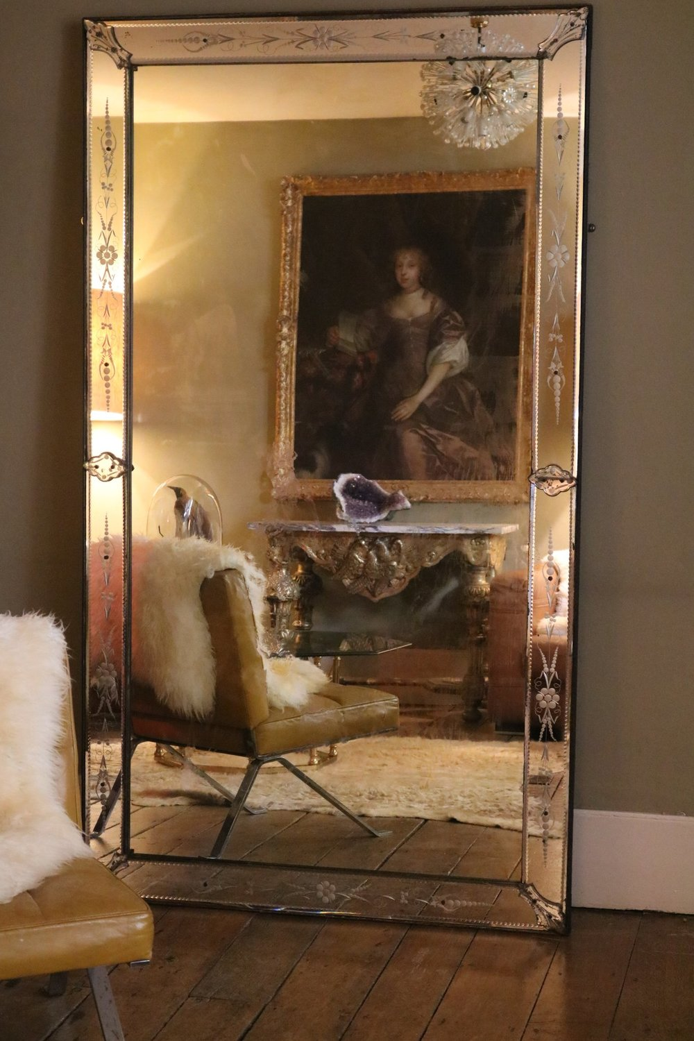MIRRORS  - WALL - CHEVAL - OVERMANTLE