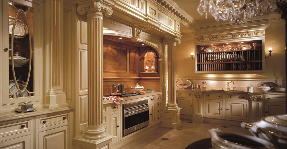Handbuilt Kitchens