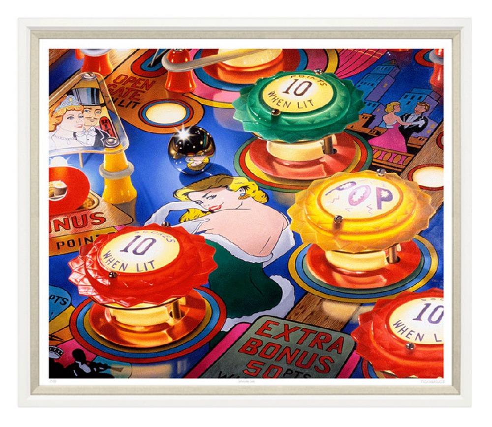 Pinballs - Charles Bell