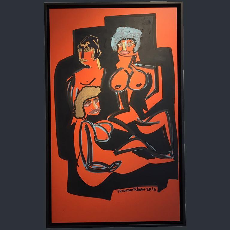Orange 2 - Vera Montalban