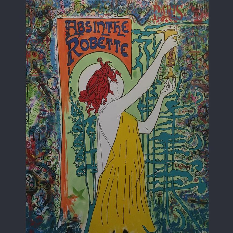 Absinthe - Barry John MBE