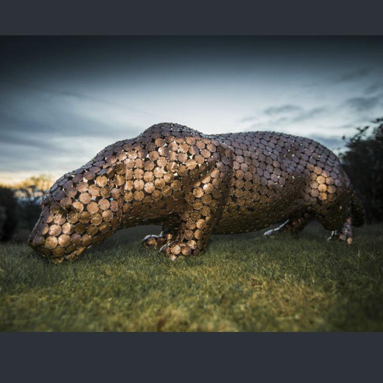 Jaguar (lifesize) - Shaun Gagg