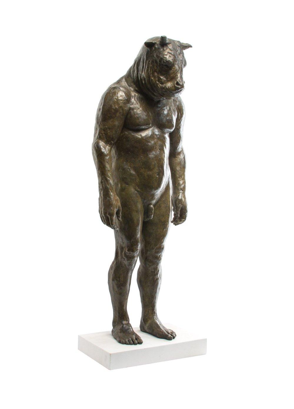 Standing Minotaur