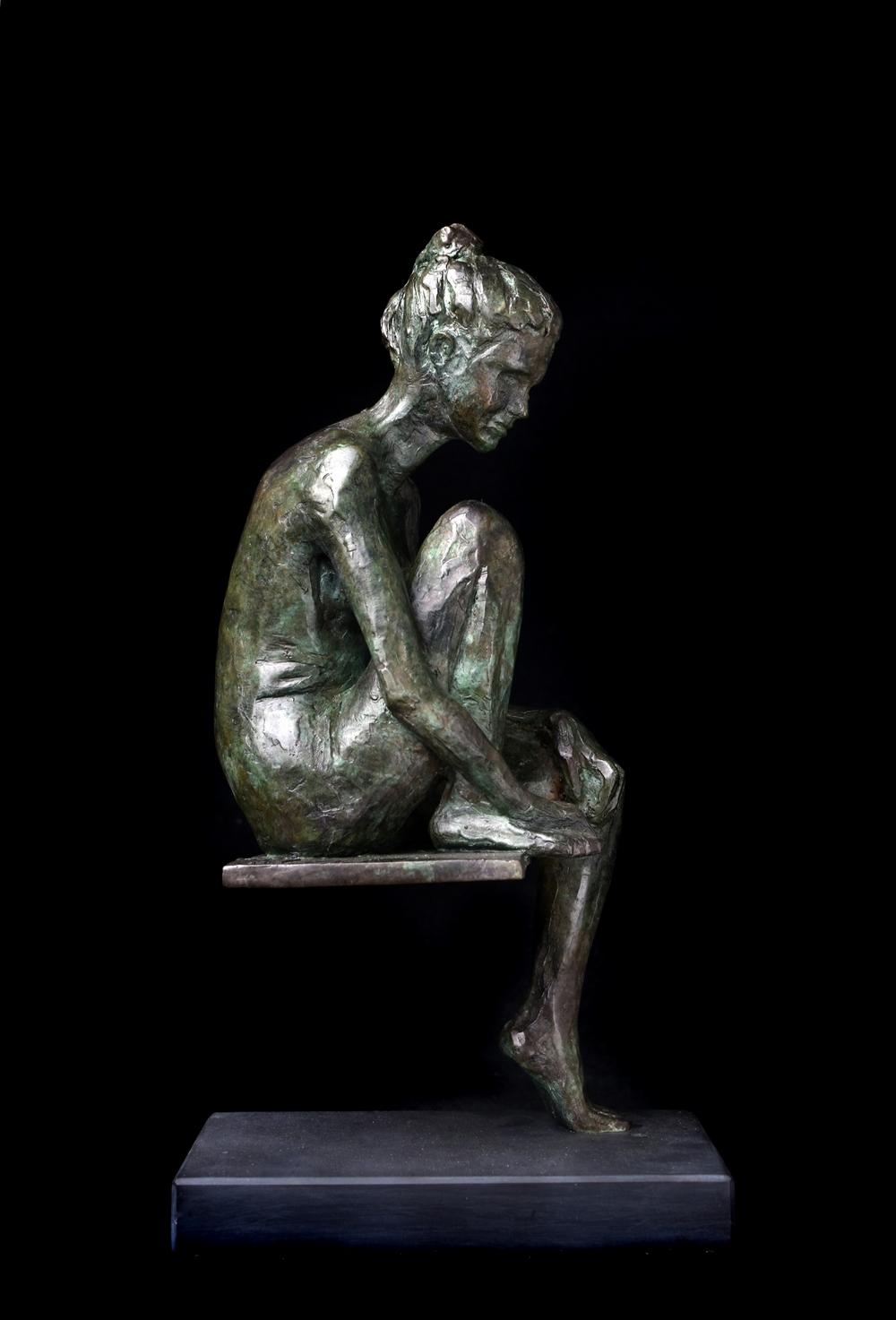 Contemplation - Caroline Wilson