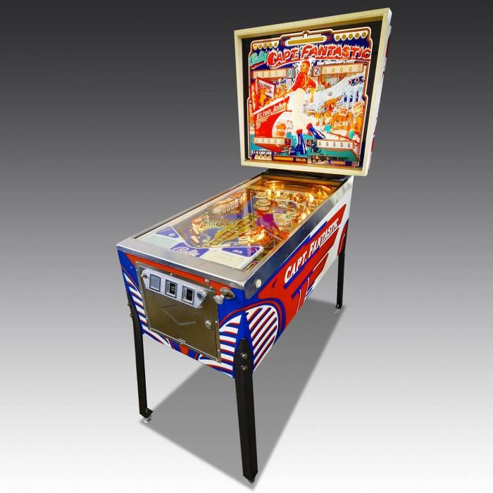 Captain Fantastic Pinball Machine