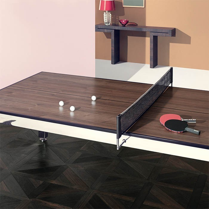 Numerous Table Tennis Tables