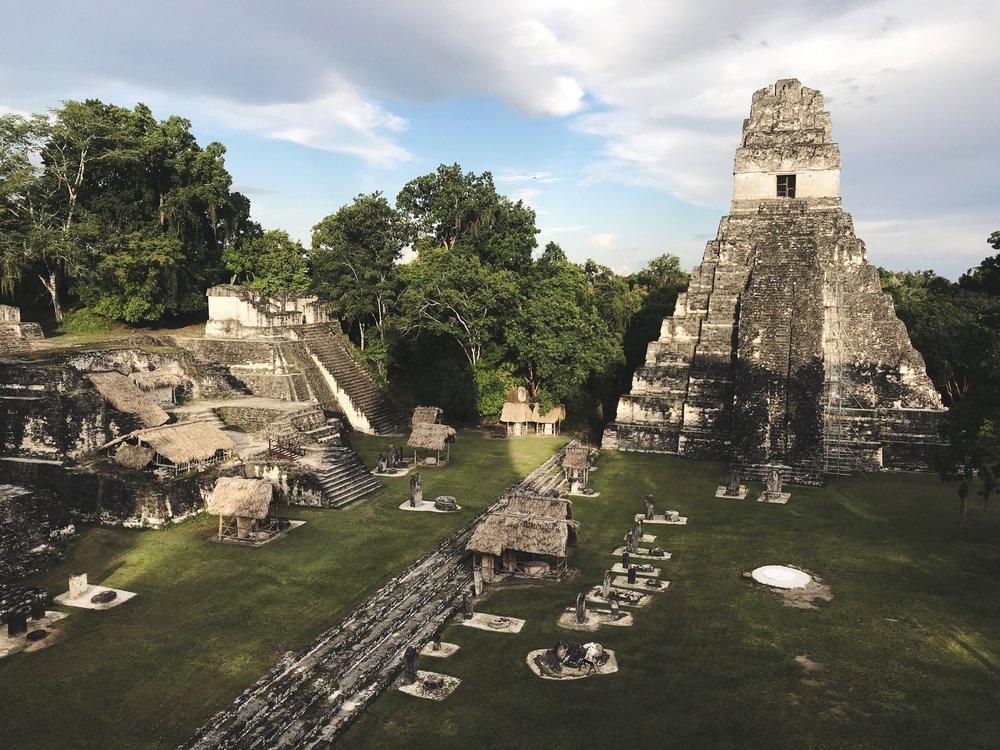 Belize + Guatemala -