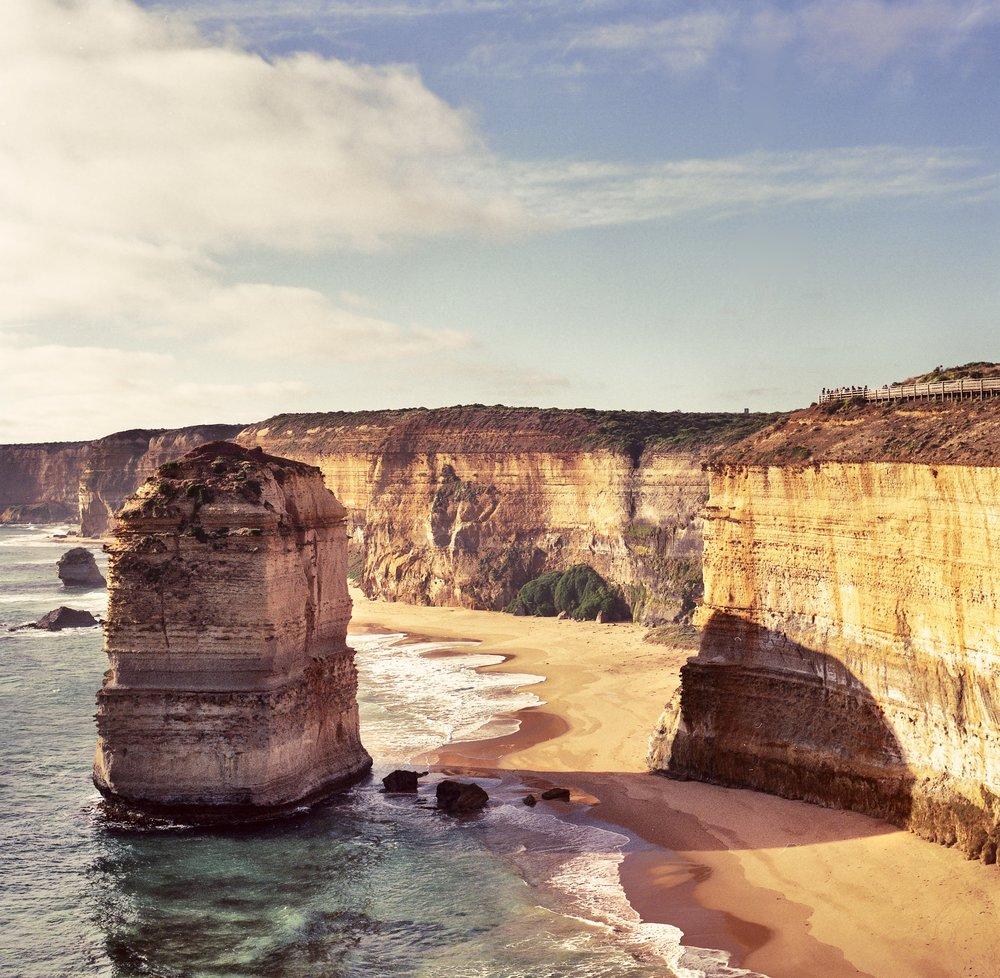 australasia -