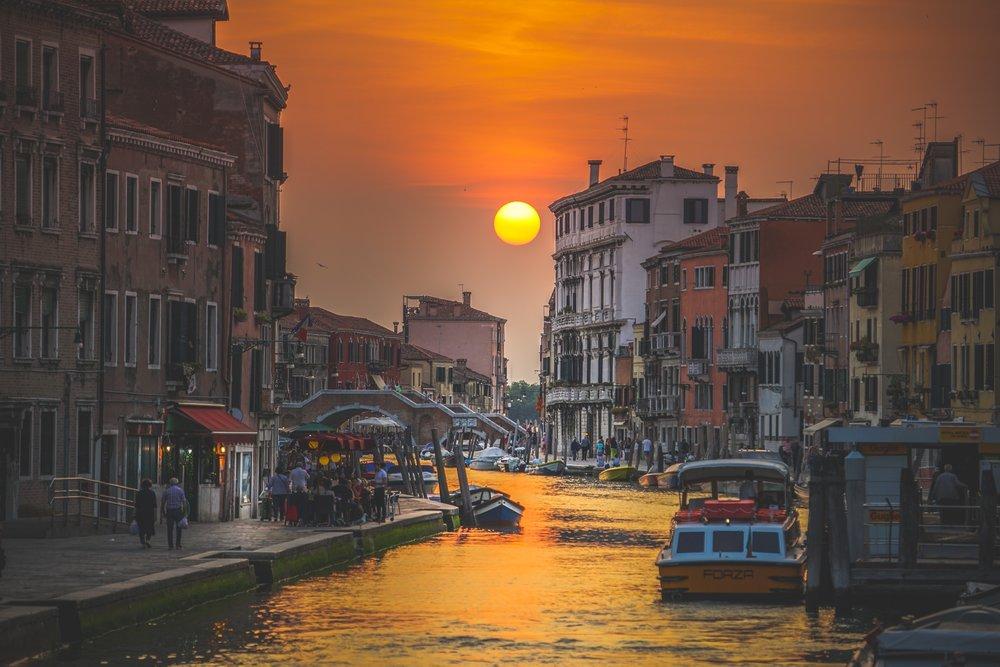 italian cities -