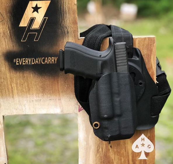 PREMIUM KYDEX HOLSTERS AND EDC GEAR THAT WON'T BREAK THE BANK! - MADE WITH PREMIUM KYDEX®, 302HQ STAINLESS STEEL-BLACK OXIDE COATED-DFARS COMPLIANT HARDWARE. EPDM RUBBER WASHERS FOR SHOCK ABSORPTION AND RETENTION. CUSTOM DESIGNED PRINTS TURNED OUT IN HOUSE. COLOR ACCENTED FINISH WASHERS. HANDMADE BY OUR CRAFTSMEN. FREE DOMESTIC SHIPPING ON ALL GUN HOLSTERS. 30 DAY GUARANTEE. LIMITED LIFETIME WARRANTY.