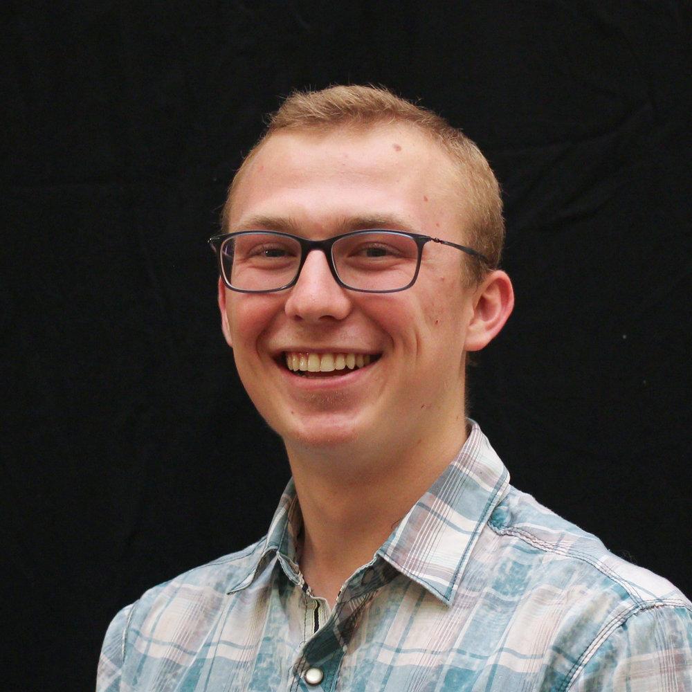 Jared Fuelberth Social Chair