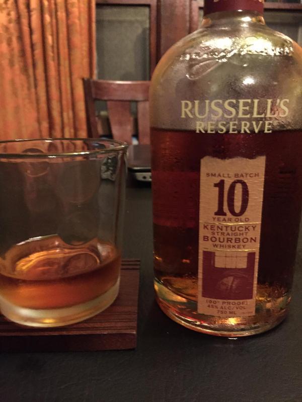 Bourbon Relief