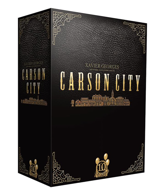 Carson City Big Box