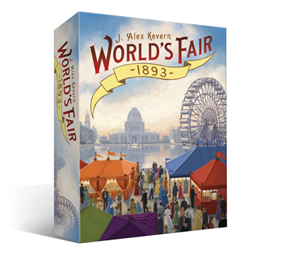 World's Fair 1893 cover