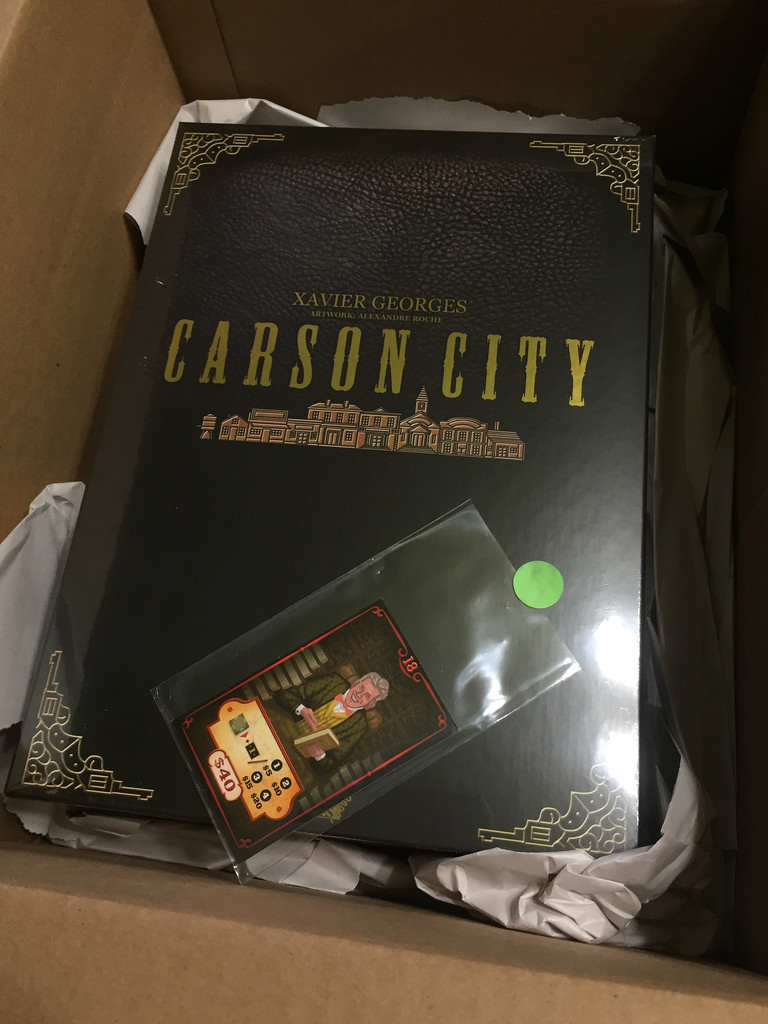 Carson City 8