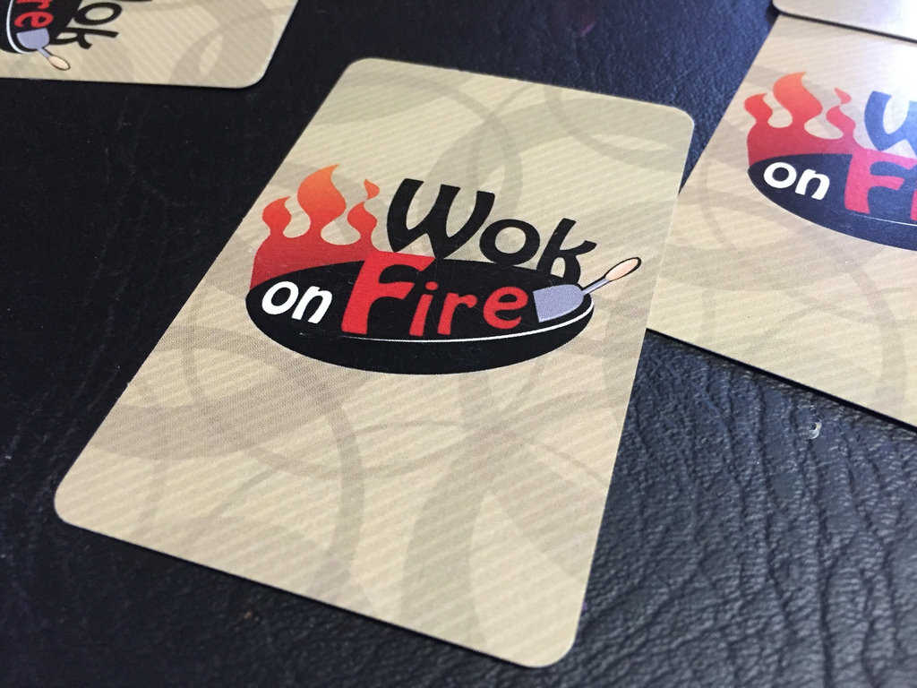 Wok on Fire 2