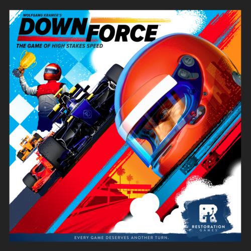 Downforce - Restoration Games