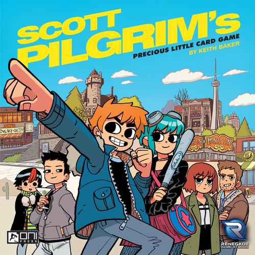 SP's PLCG - Renegade Games