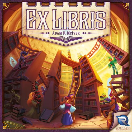 Ex Libris - Renegade Games