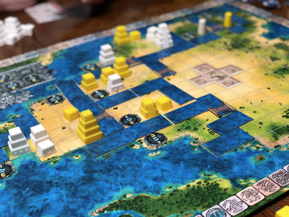 Mexica in play