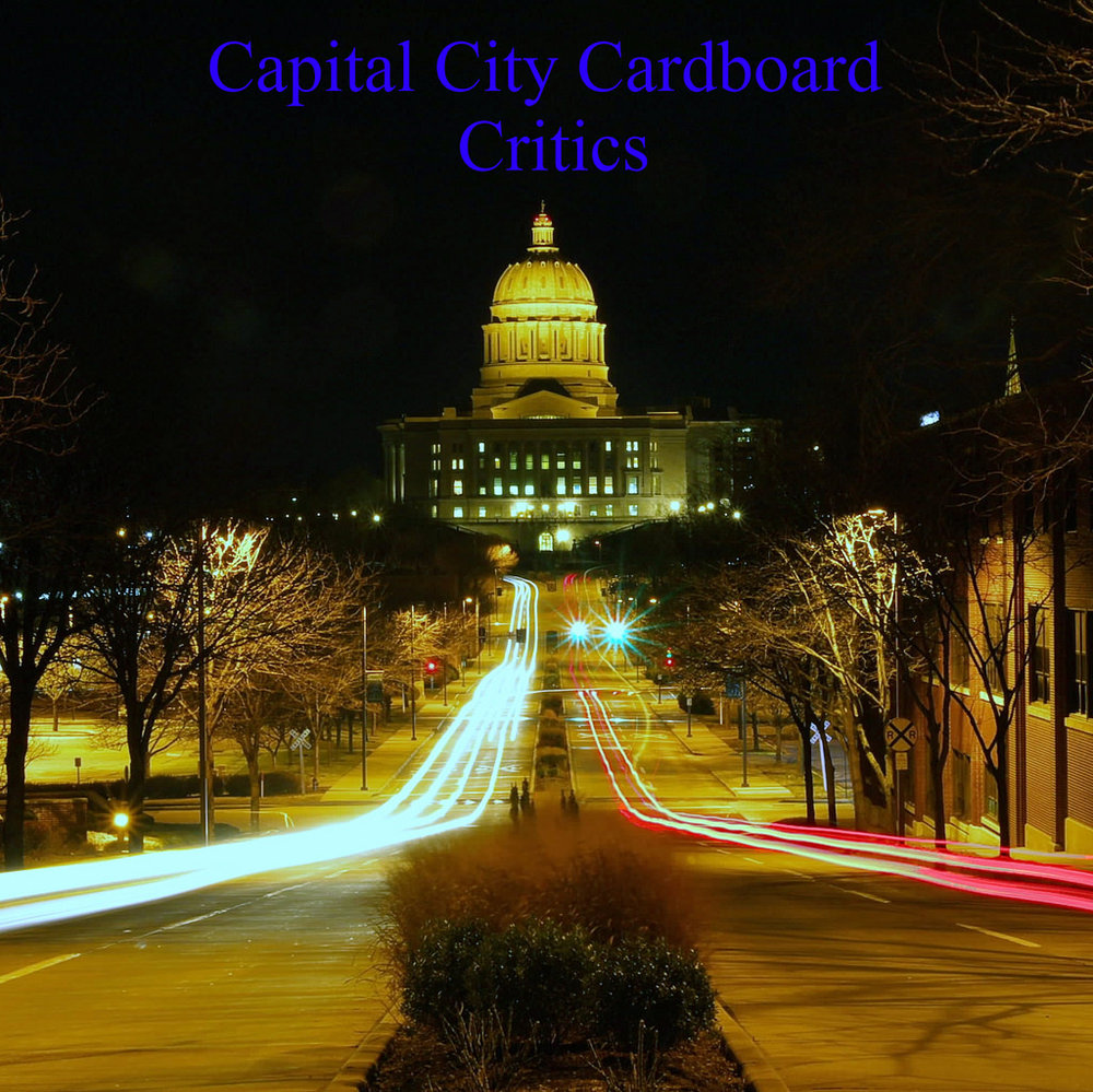 Capital City Cardboard Critics - Capital City Cardboard Critics is an hour-long monthly podcast where four self described critics sit and give their opinions on the topic du jour in the board gaming world. Sometimes serious, sometimes humorous, Chris, John, Kerensa and Brandon hope to get you thinking about this hobby that we choose to take part in.