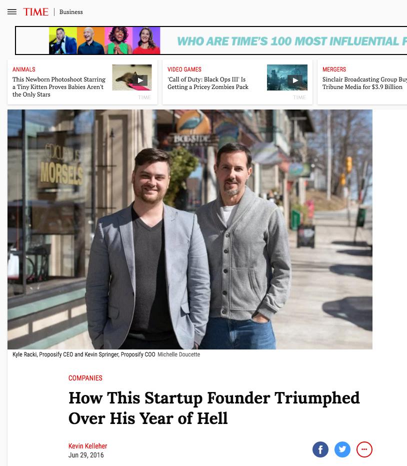 TIME Magazine -