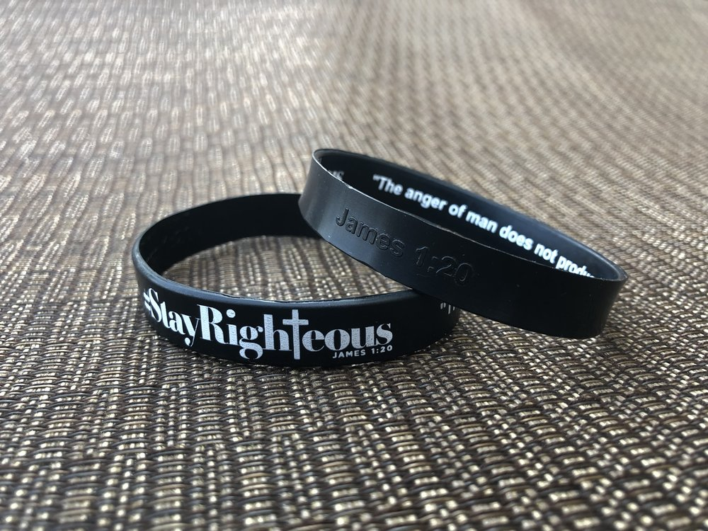 #StayRighteous Wristband by Tina B.jpg