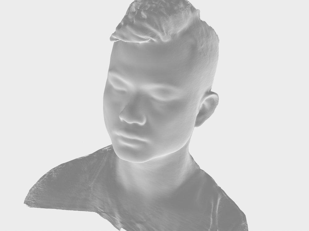 3D Scan of my Head