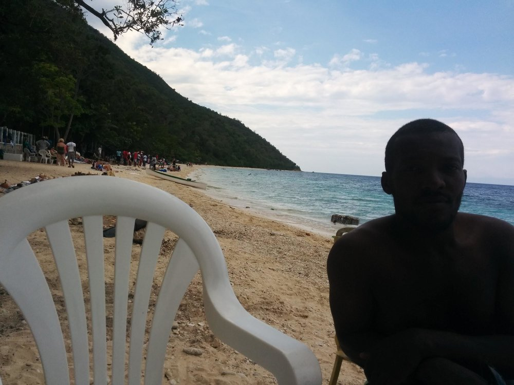 It seems stereotypical to say haiti has the best beaches, but it really do, they're empty too, so no tourist traps, just sun, cheap seafood and fried plantains