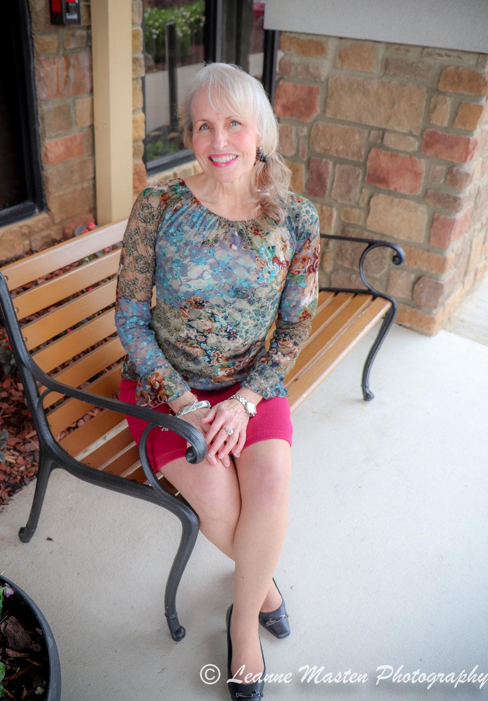 Janet Arnwine, Publisher-Gainesville Magazine