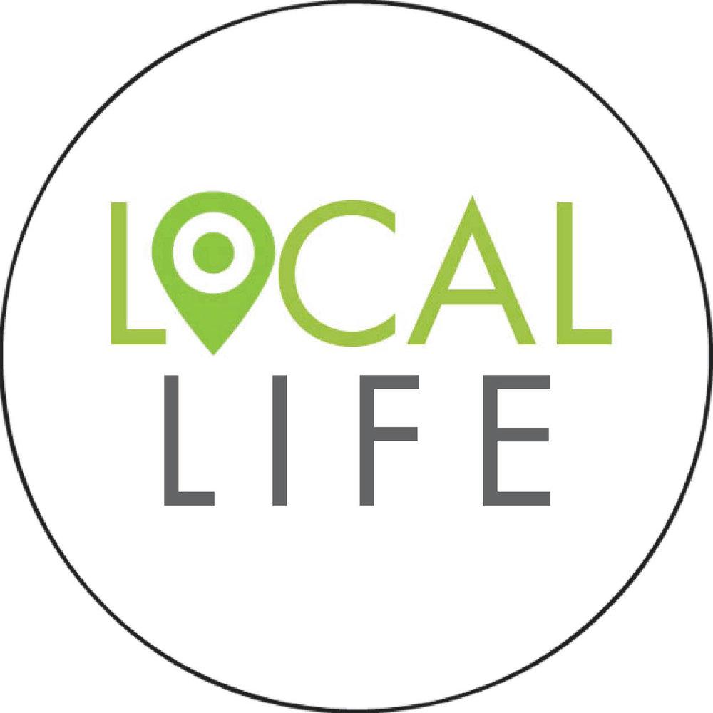 Local Life Car Magnet, $10