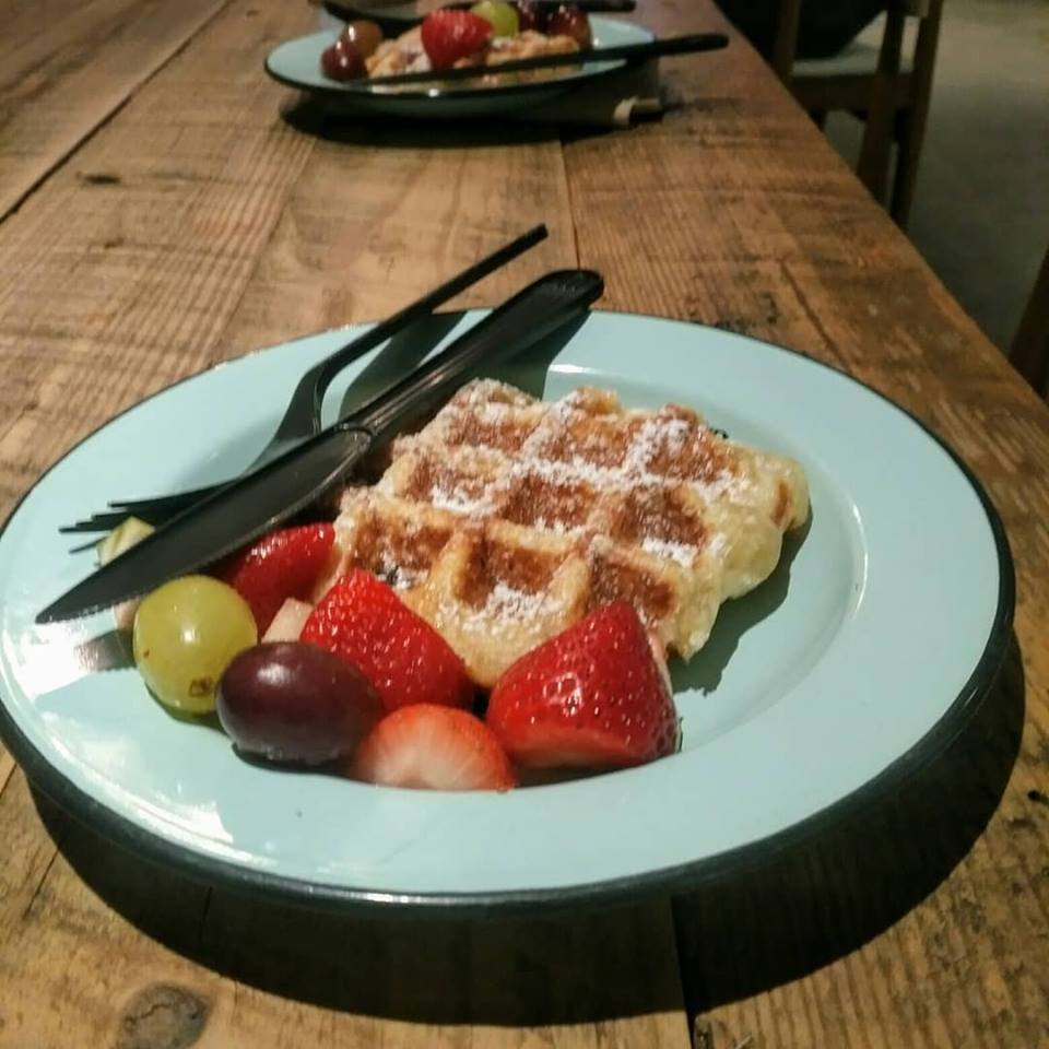 Brunch & Learn - NOVEMBER 12, 2018 - Crazy Love Coffee House