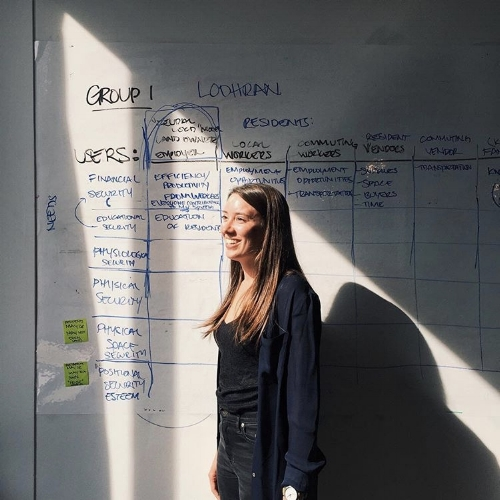 Nice to meet you. -  Adrienne Pacini, MDesUrbanist  |  Design Researcher  |  Facilitator