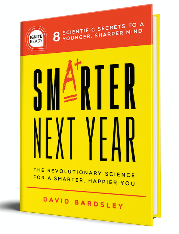 Order today from your favourite bookstore! The Revolutionary Science for a Smarter, Happier You - Media Contact: April.sirianni@gmail.com631-219-6196