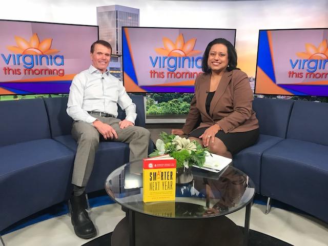 Virginia This MorningJan 1/19 - https://wtvr.com/2019/01/01/smarter-next-year/