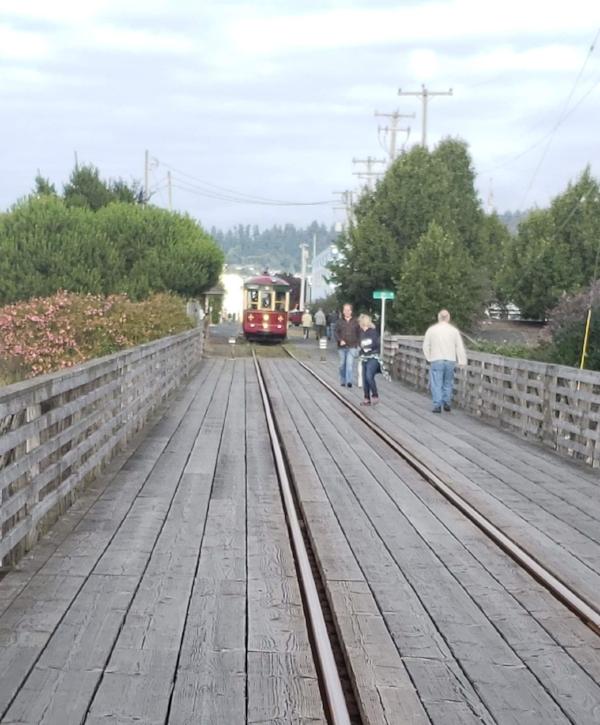 Astoria Scenic Trolley